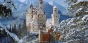 Advent na bavorských zámkoch