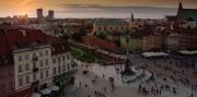 Letecký zájazd do Varšavy