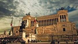 Rím a Tivoli s autobusom